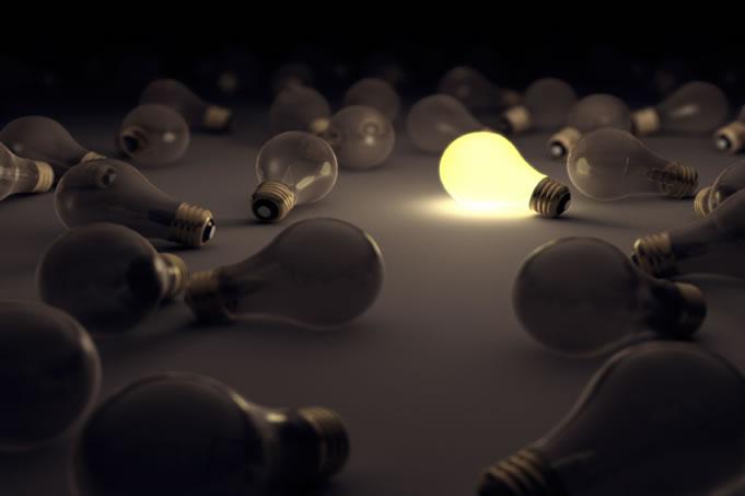 light-bulb-lit-among-dark-ones
